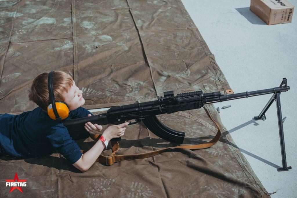 5,45-мм ручной пулемёт Калашникова (РПК-74) #РПК
