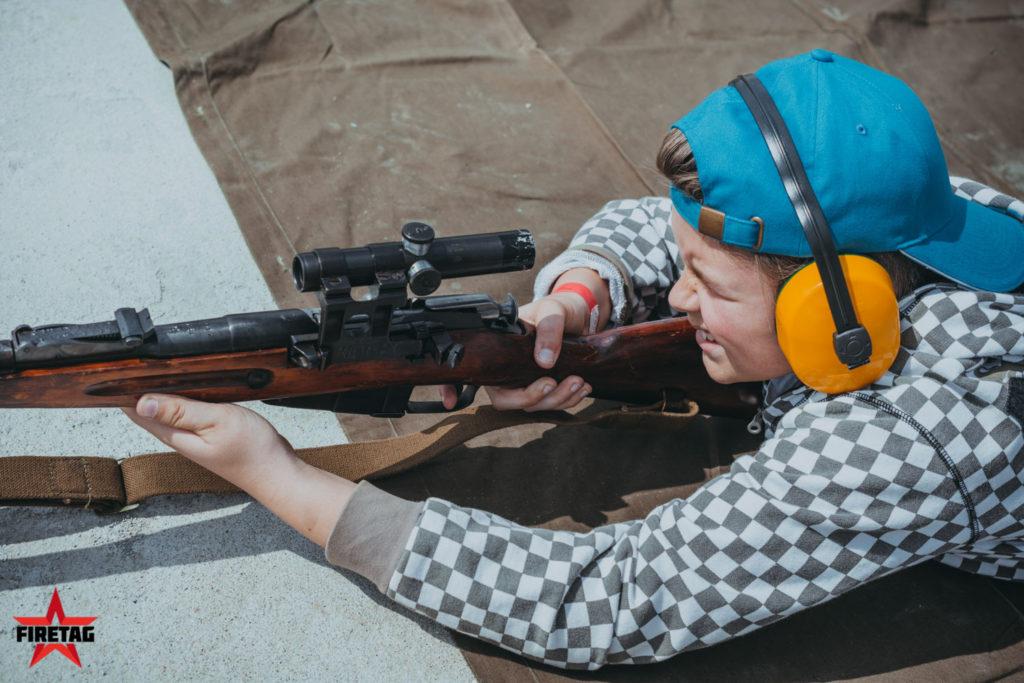 7,62-мм (3-линейная) снайперская винтовка Мосина