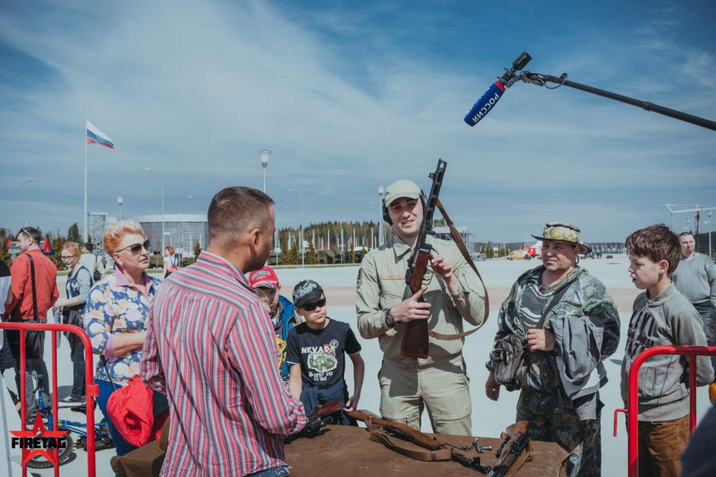 ППШ-41 - легендарный пистолет-пулемет Шпагина #ППШ