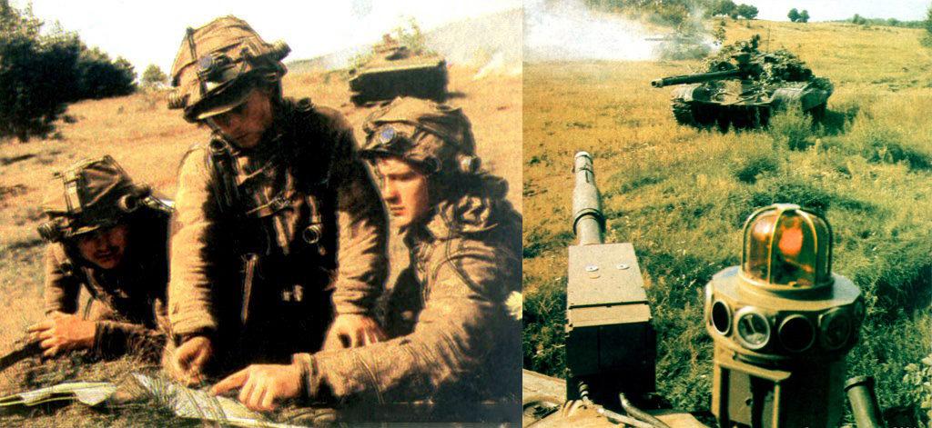 Комплексы «Бесстрашие», для бронетехники - «Зоркий» и «Радар»