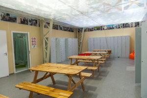 Площадка для Фаертаг игры в Парке «Патриот»
