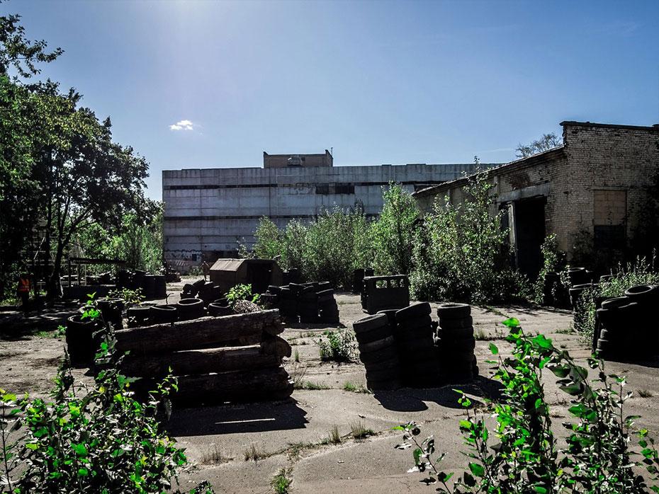 Площадка для Фаертаг в ЦВТИ «1945»