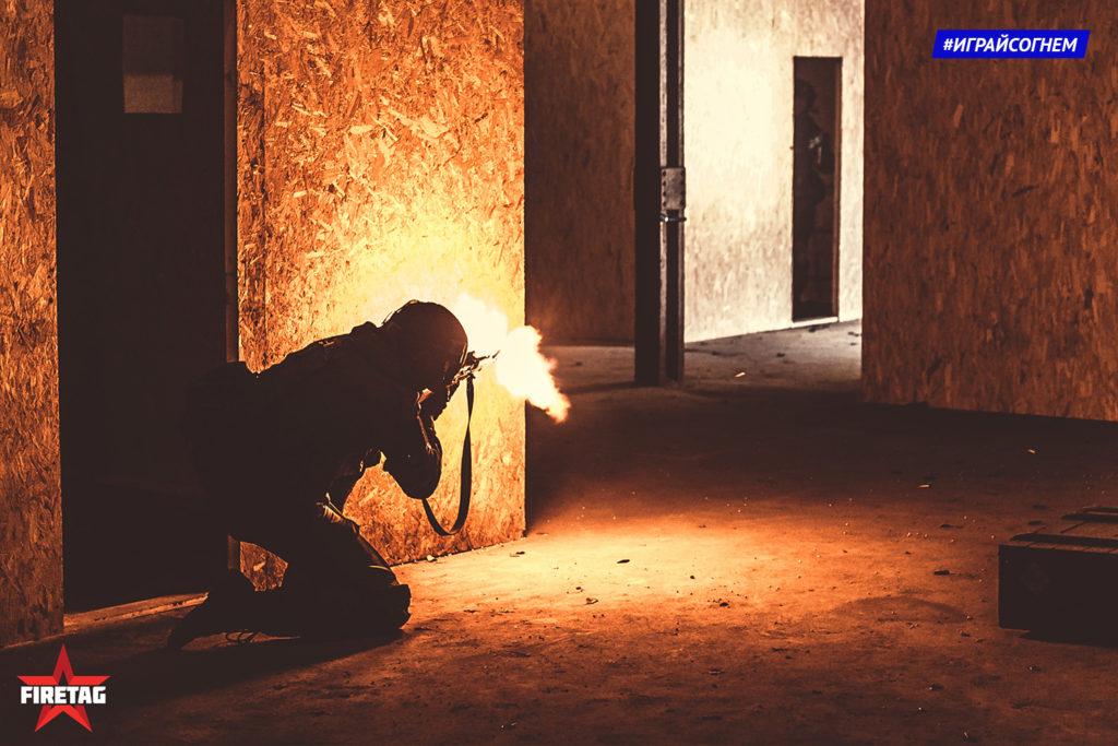 Firetag CQB арена на «Заря».