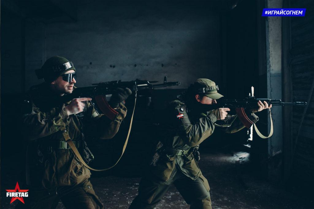 военно-тактические фаертаг квесты