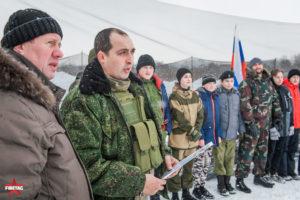 Открыта площадка для проведения военно-патриотических мероприятий для молодежи в Южном Бутово