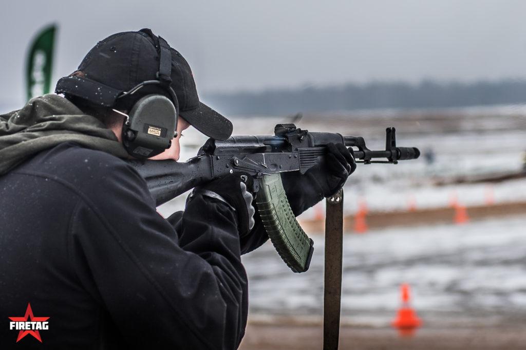 Магазин Pufgun для фаертаг АК-74