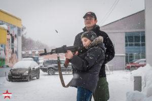 Пострелять из холостого оружия в Скольники