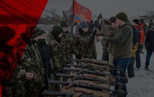 Открытие площадки для военно-патриотических мероприятий в Южном Бутово