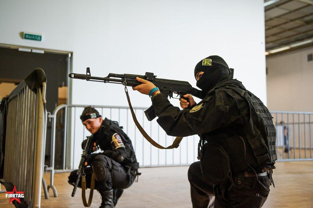 firetag в центре москвы
