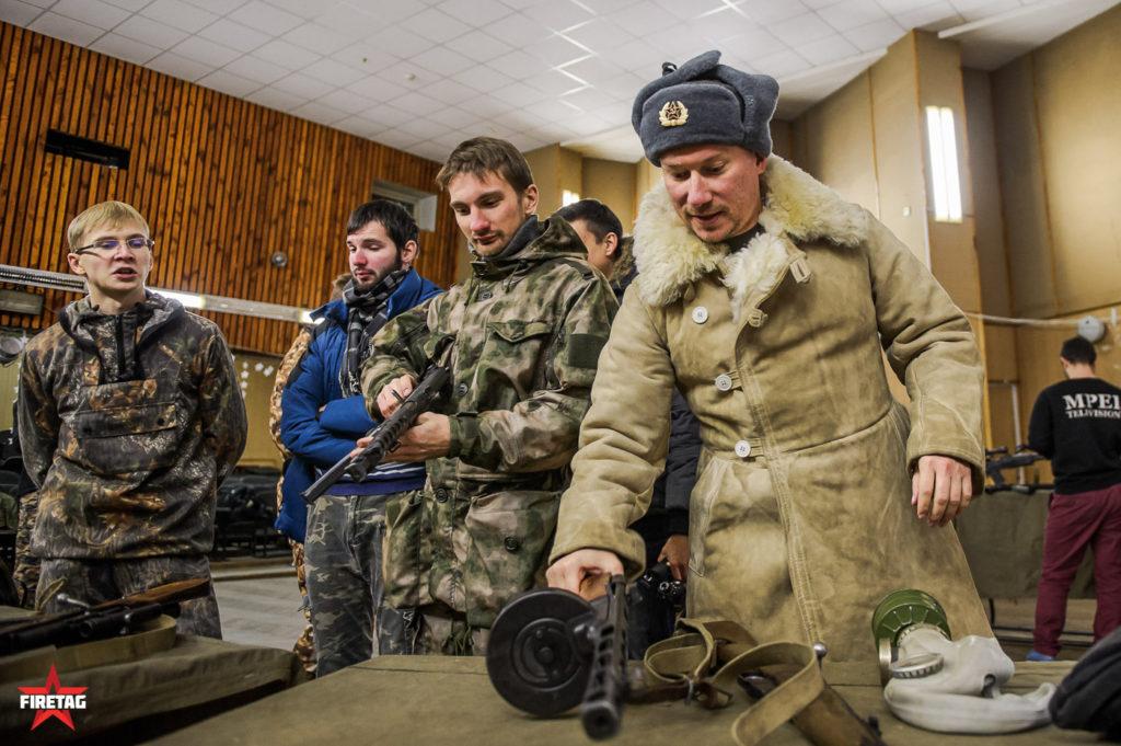 интерактивный музей оружия в МЭИ