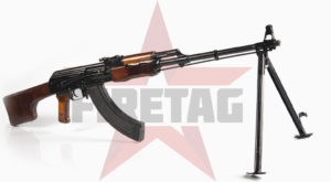 Firetag 7,62-мм ручной пулемёт Калашникова