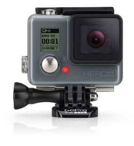 Камера GoPro Hero+ на шлем с предоставлением видео