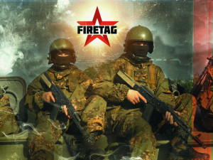 Открытие игры Firetag
