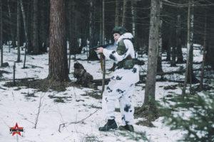 игра фаертаг зимой