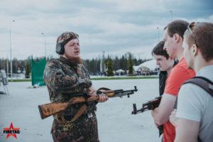 Фаертаг на День танкиста: Майские учения