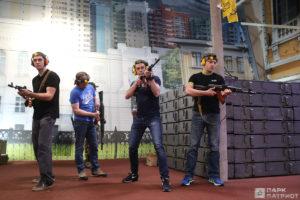 команда tele2 на фаертаг игре