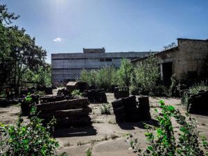 Площадка для Фаертаг в ЦВТИ «Заря»