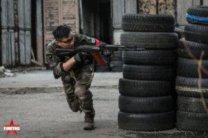 Тренинг от бойца Французского Иностранного легиона