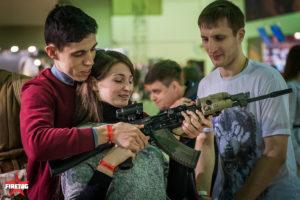 фаертаговый АК в обвесе русского тюнинга