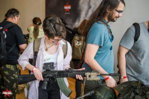 Выставка Фаертаг в центре москвы