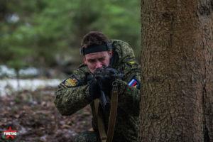 прицельная стрельба из автомата Калашникова