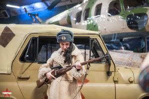 выездной интерактивный музей оружия
